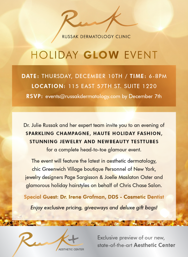 Russak Dermatology Holiday Event